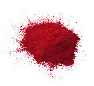 CADMIUM RED DARK PIGMENT