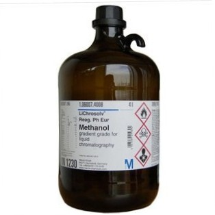 methanol extra pure methyl alcohol in situ museum archive