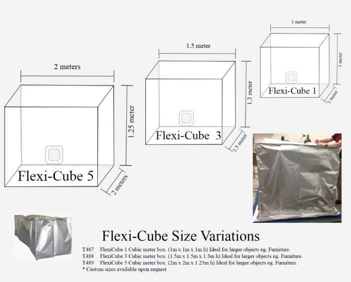flexicube dimensions